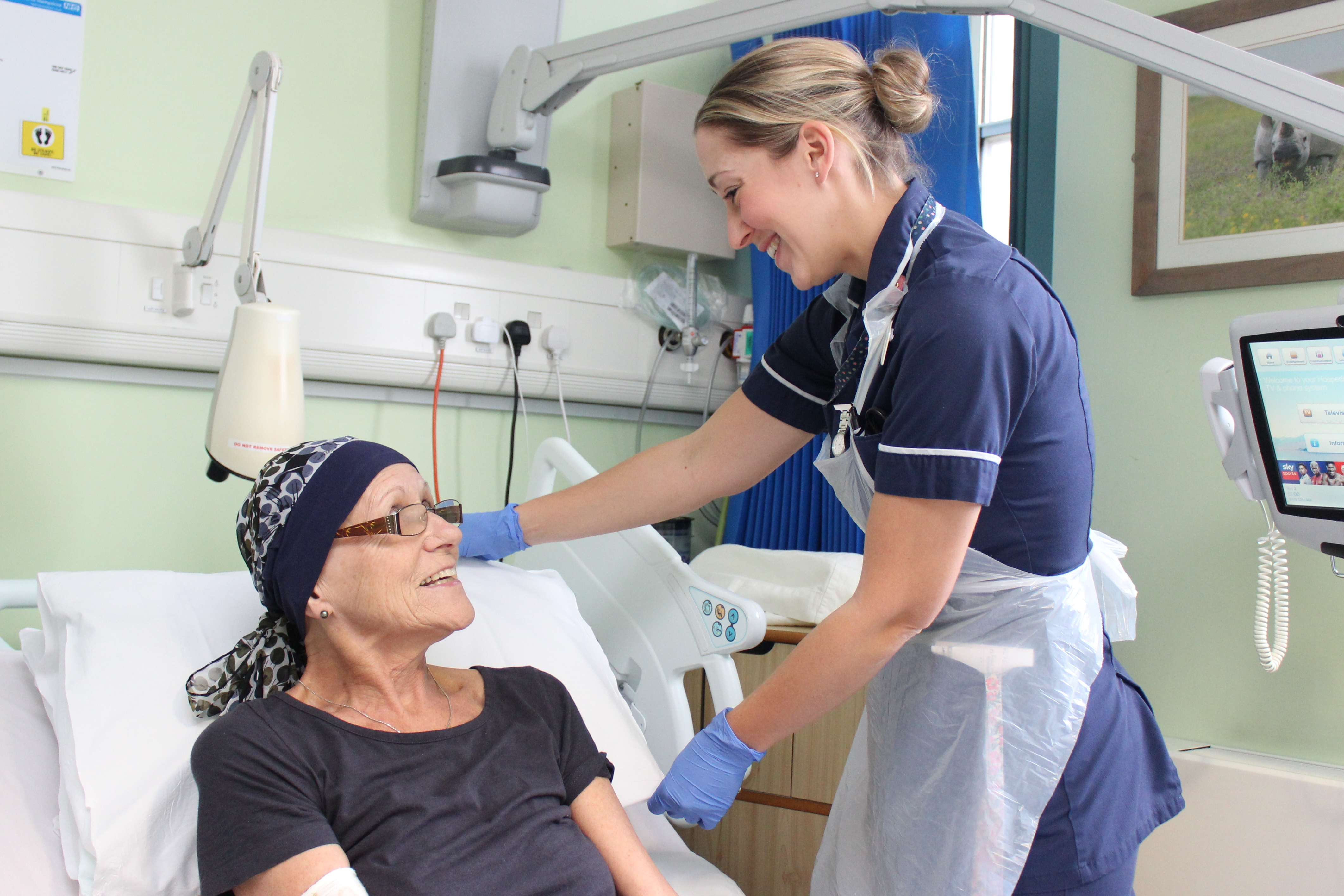 Cancer care is the focus of this week's engagement events for the Hampshire Together Modernising our Hospitals and Health Services programme.jpg